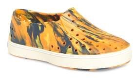 Native Miles Marbled Slip-On Sneaker