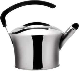 Berghoff Auriga White 2.6 Quart Whistling Tea Kettle