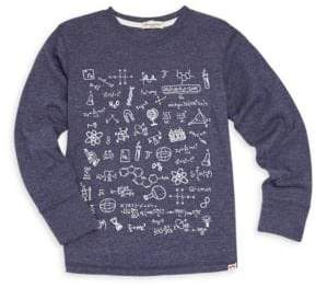 Appaman Baby Boy's, Little Boy's & Boy's Science Graphic Long-Sleeve Tee
