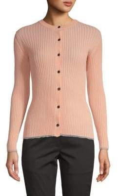 a7d3a3792420 Proenza Schouler Button Front Women s Sweaters - ShopStyle