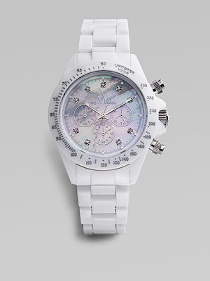 Plasteramic Chronograph Watch