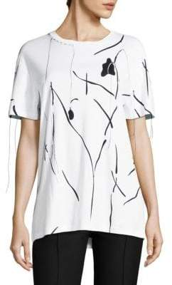 Derek Lam Vine Cotton Tee