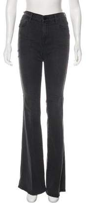 Frame Mid-Rise Flared Jeans w/ Tags
