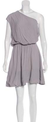 Camilla And Marc Circuit One-Shoulder Dress