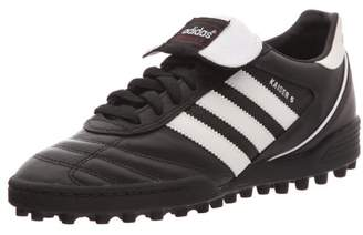 adidas Kaiser 5 Team, Men Football Competition Shoes, Black (Black/Running White Ftw), (44 2/3 EU)