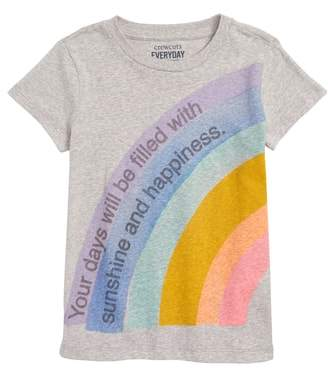 J.Crew crewcuts by Rainbow Tee
