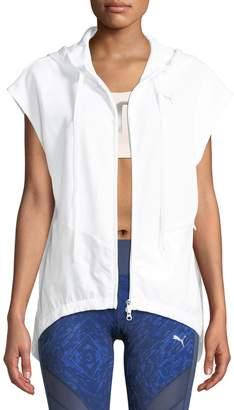 Puma Transition Front-Zip Active Vest