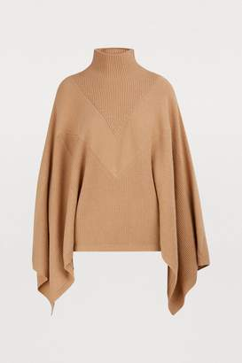 Givenchy Cape sweater