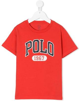 Ralph Lauren Kids printed T-shirt