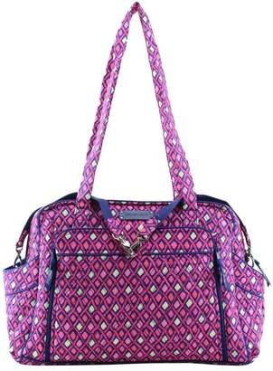 Vera Bradley Katalina-Pink Baby Bag