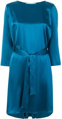 Gianluca Capannolo belted waist dress