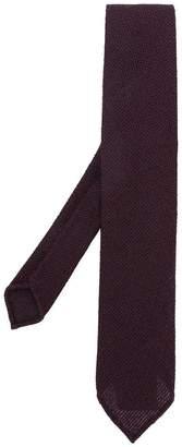Lardini woven tie