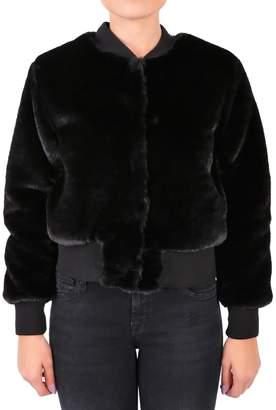 Numero 00 Faux Leather Jacket