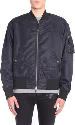 Diesel Black Gold Jingool-bus Bomber Jacket