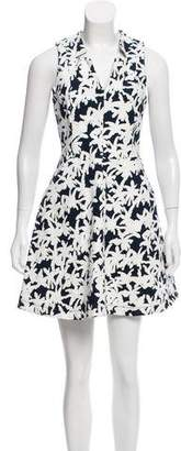 Kenzo Printed Denim Dress