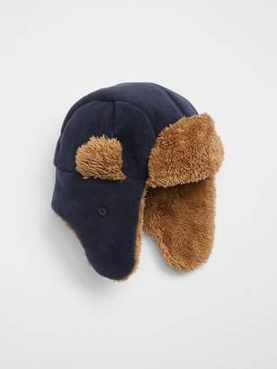 Gap Faux Fur Trapper Hat