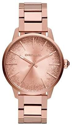 Diesel Women's Analogue Quartz Watch with Stainless Steel Strap DZ5567