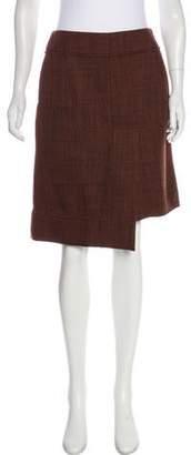 Marni Knit Knee-Length Skirt