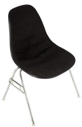 Herman Miller Eames Fiberglass Upholstered Side Chair