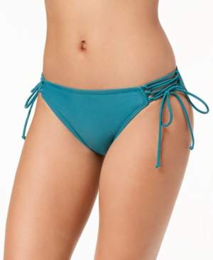Macy's Hula Honey Juniors' Side-Tie Bikini Bottoms, Created for Women's Swimsuit