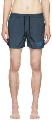 Everest Isles Blue Swimmer 01 Swim Shorts