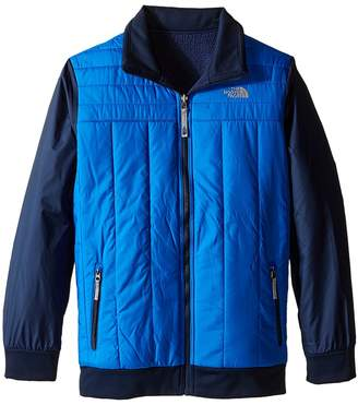 The North Face Kids Reversible Yukon Jacket Boy's Coat