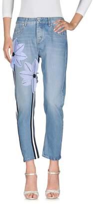 Andreaturchi ANDREA TURCHI Denim trousers