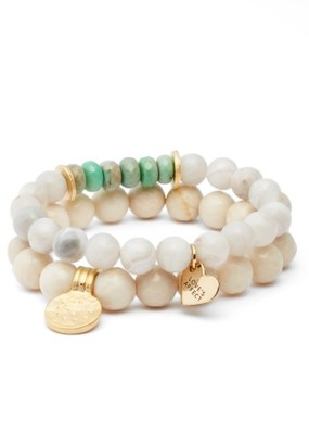 Women's Love's Affect Set Of 2 Stretch Bracelets $48 thestylecure.com