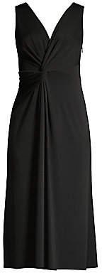 Elie Tahari Women's Camile Jersey Midi Dress