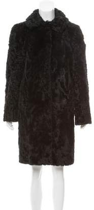 Miu Miu Persian Lamb Coat