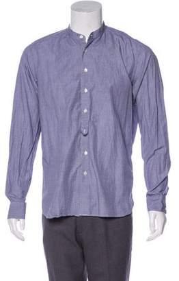 Burberry Woven Slim -Fit Shirt