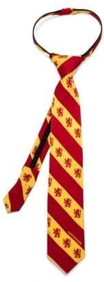 Cufflinks Inc. Cufflinks, Inc. Harry Potter - Gryffindor Zip Silk Tie