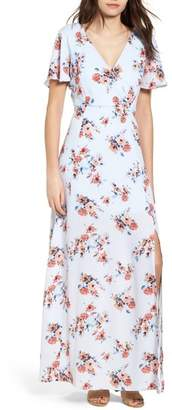 Dee Elly Floral Maxi Dress