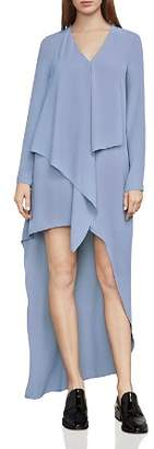 BCBGMAXAZRIA Kyndal Asymmetric High/Low Dress