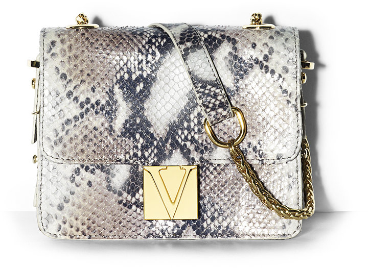 Kristin Shoulder Bag Snake