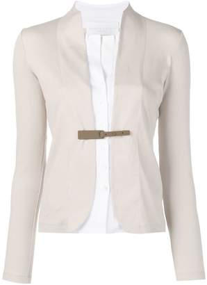 Fabiana Filippi layered fitted blazer