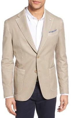 Men's L.b.m. 1911 Unconstructed Classic Fit Cotton Blazer $595 thestylecure.com
