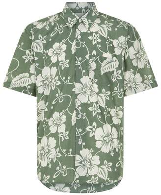 Our Legacy Initial Floral Print Shirt