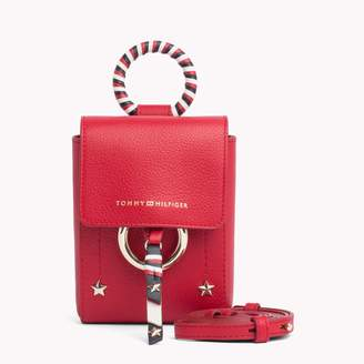 Tommy Hilfiger VIP Leather Crossbody