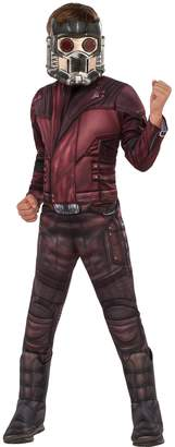 Rubie's Costume Co Rubie's Costumes Guardians of The Galaxy Deluxe Star-Lord Muscle Chest Costume (Little Boys & Big Boys)
