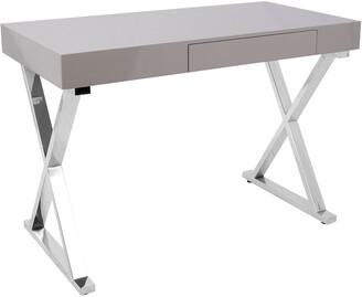 Lumisource Luster Office Desk