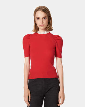 Sandro Sphynx Sweater