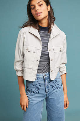 Marrakech Raven Cropped Jacket