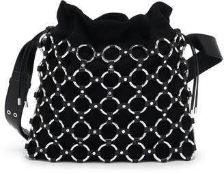 Henri Bendel Multi Ring Bucket Bag