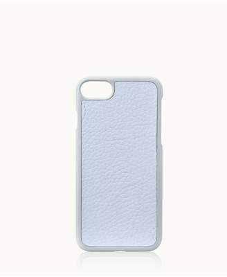 GiGi New York Iphone 7 Hard-Shell Case In Periwinkle Pebble Grain