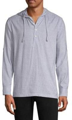 Onia Hooded Shirt