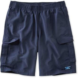 "L.L. Bean L.L.Bean Classic Supplex Sport Shorts, Cargo 10"""