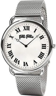 Folli Follie Perfect Match stainless steel watch