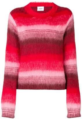 Dondup striped knit jumper