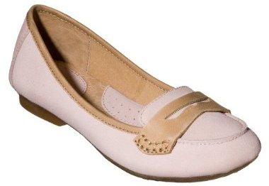 Women's Merona® Macyn Suede Loafers - Pink